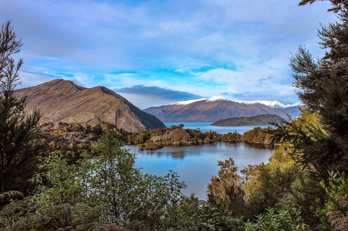Der Mount Waho in Neuseeland. Bild: Angelika von Reisefreunde