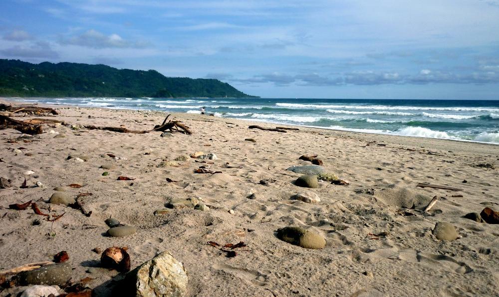 So schön ist Costa Rica! Hier in Mal Pais