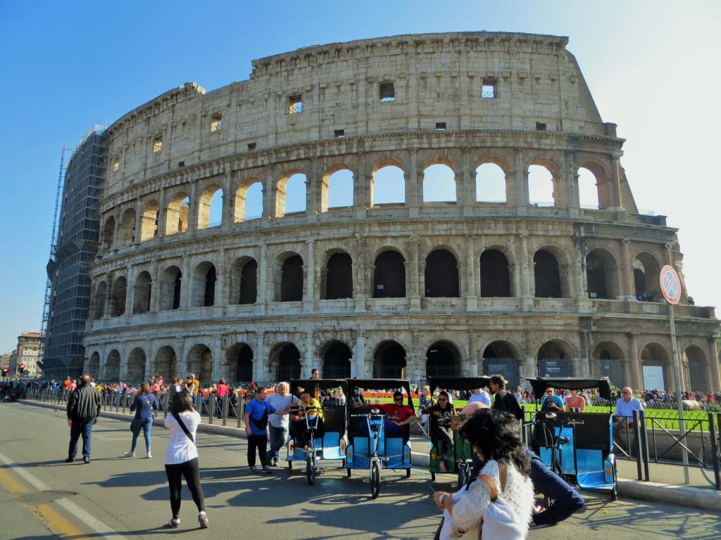 Rom-eine unvergessliche Stadt.