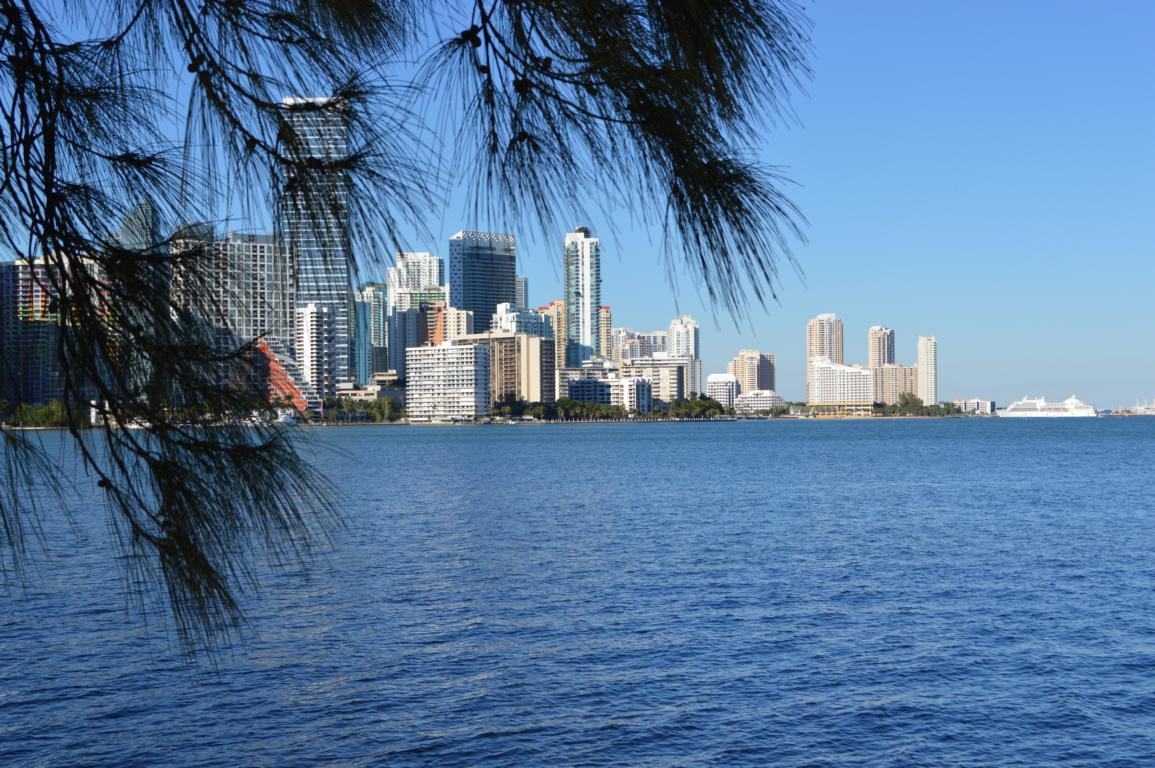 Miami, eine ganz besondere Stadt.