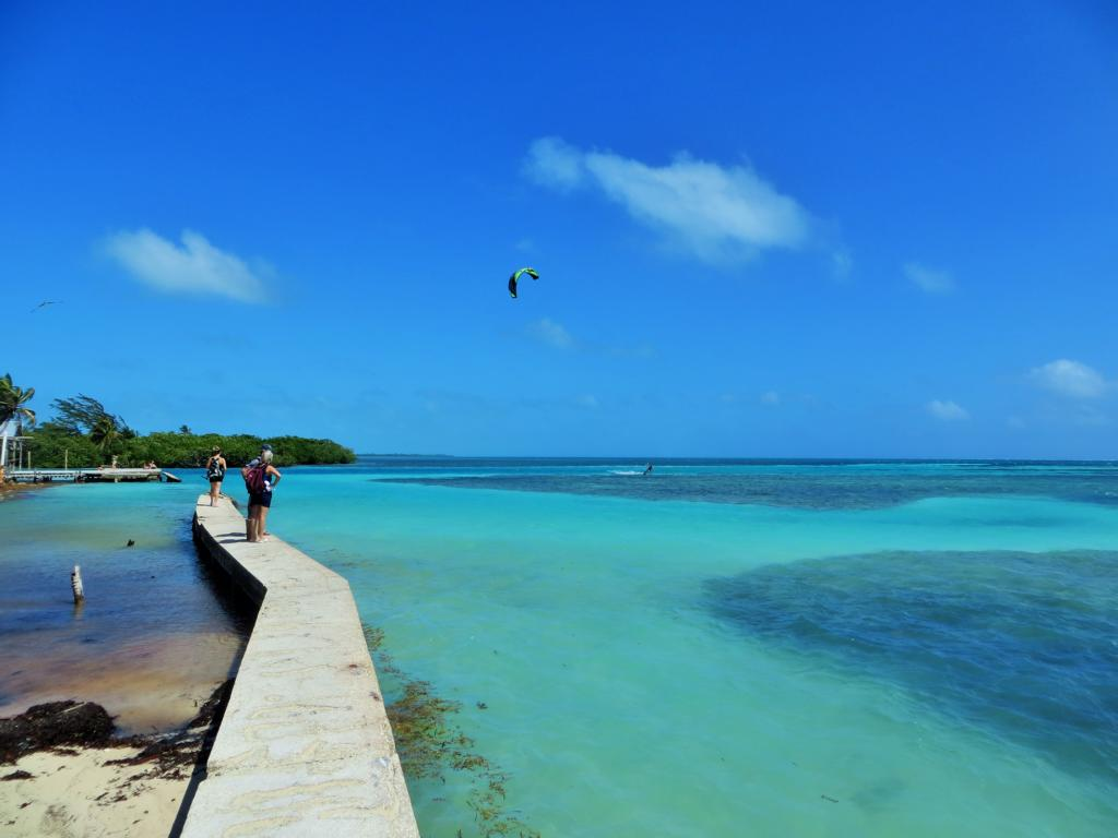 Paradiesinseln Caye Caulker