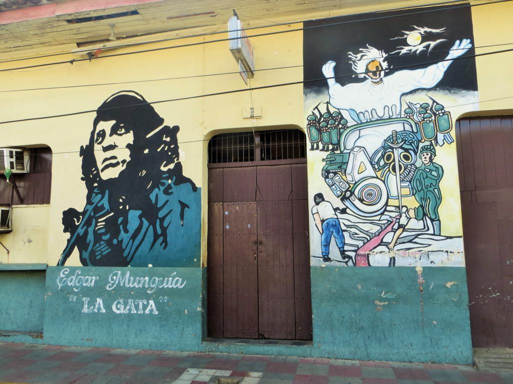 Die Revolution wird in Nicaragua nicht vergessen.
