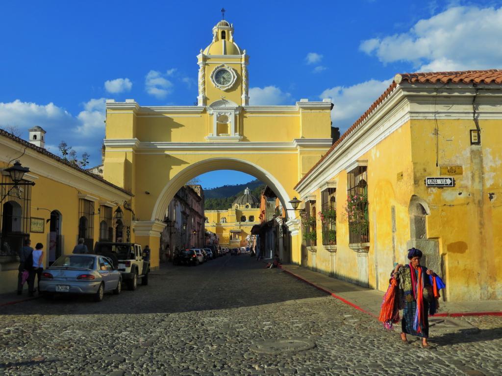 Das wohl beliebteste Fotosujet in Antigua....