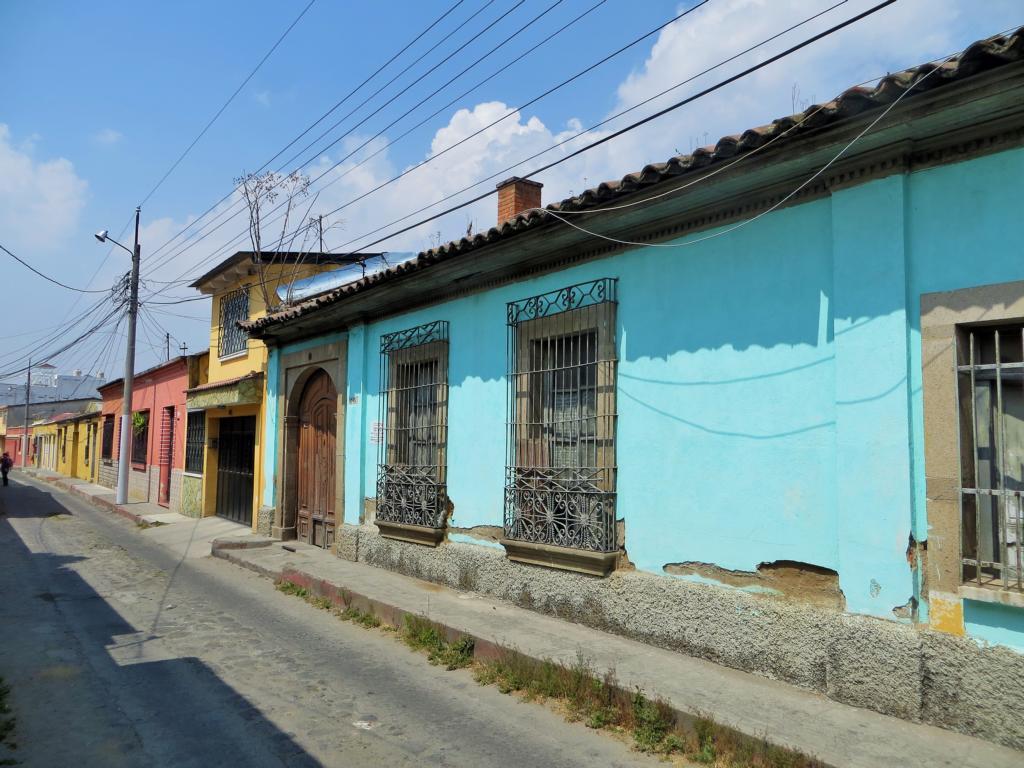 Xela, oder auch Quetzaltenango, ist farbenfroh.