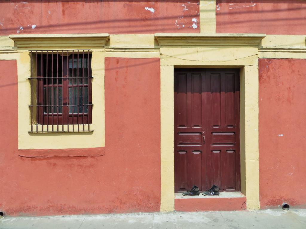 Xela in Guatemala, wohltuend unspektakulär.