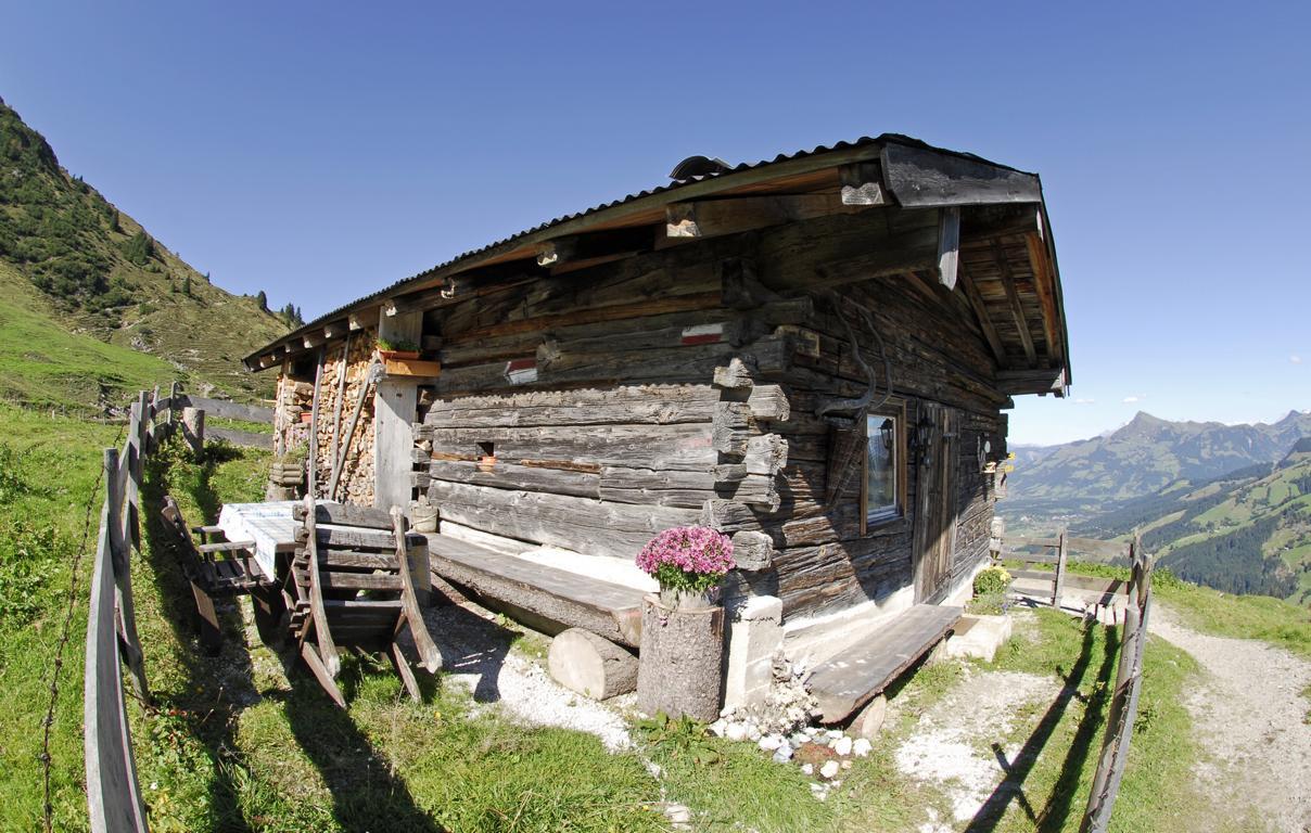 So schön ist es in den Tiroler Alpen... ©Astner-Stefan
