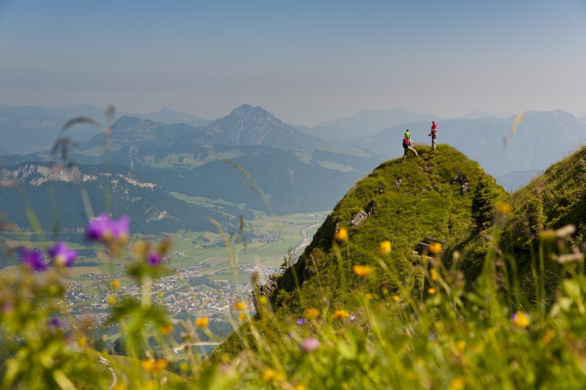 Wandern in Tirol. Foto: ©Franz-Gerdl