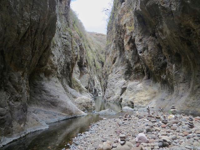 Canyoning in Somoto in Nicaragua - ein besonderes Erlebnis.