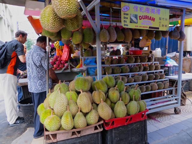 Durian stinkt!