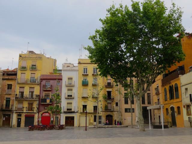 Tarragona bietet viele hübsche Ecken...