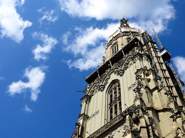Das Berner Münster.