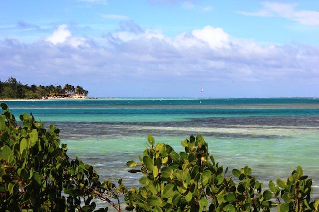 Der Strand an Cayo Guillermo.