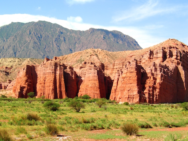 In Argentinien