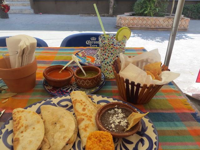 Das mexikanische Essen gehört definitiv zu den besseren in Lateinamerika.