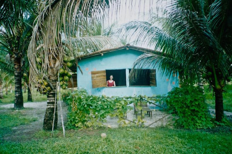 Auf der Fazenda in Brasilien. Im eigenen Häuschen.