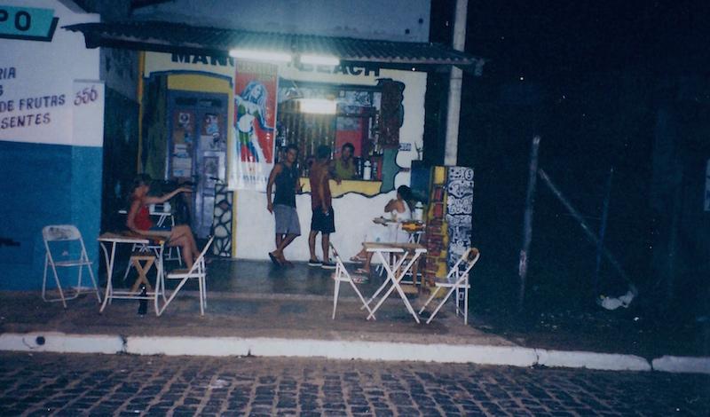 Die Mangu Beach Bar, unser Stammlokal für die Karnevalszeit.