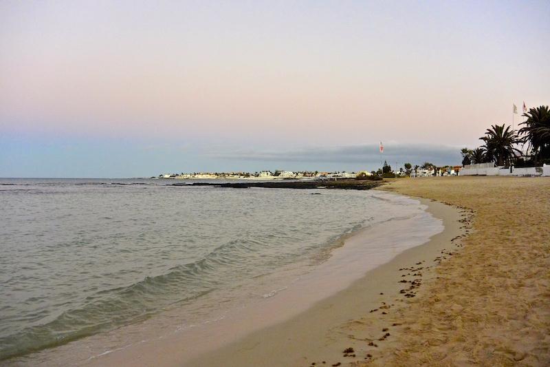 Eine schöne Küste...