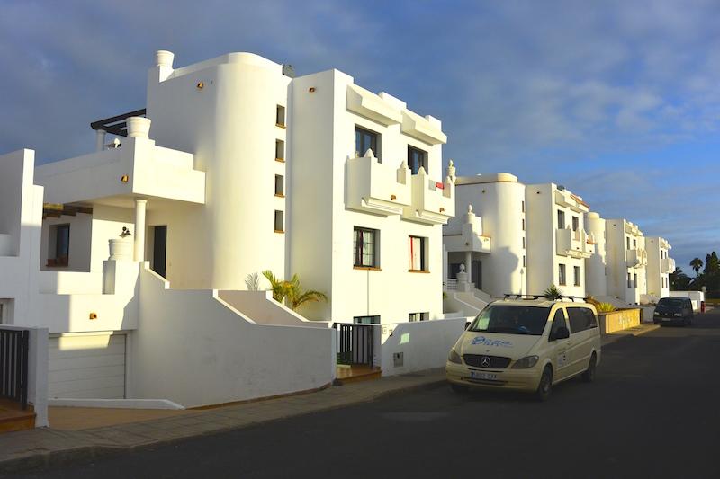 Das Surfcamp auf Fuerteventura.