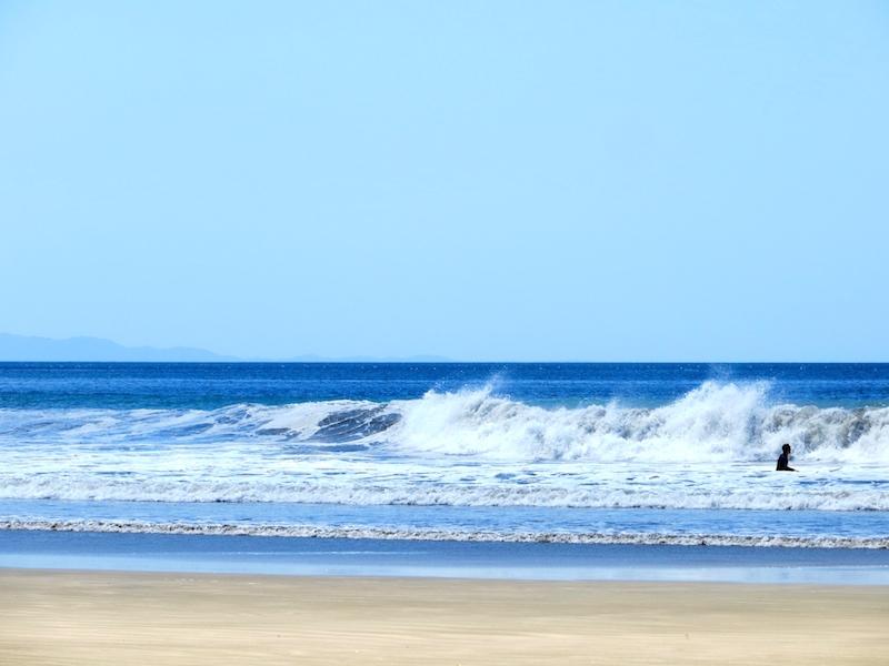 Sie Sehnsucht nach dem Meer bleibt...
