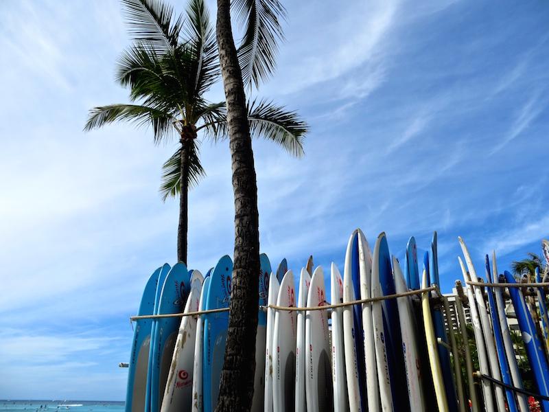 Hawaii - Der Traum jedes Surfers