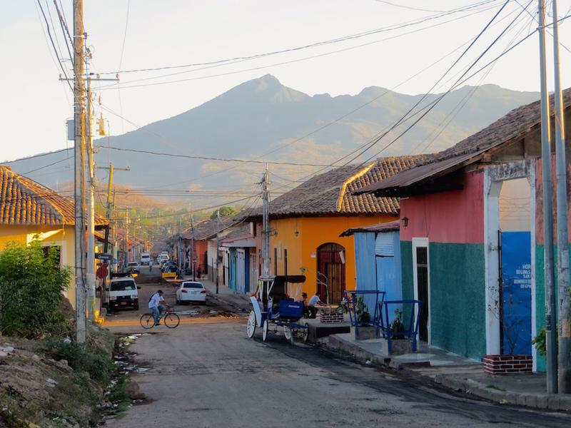 Irgendwo in Granada, Nicaragua.