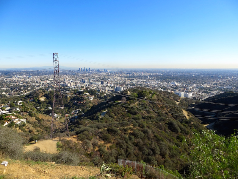L.A. ist gar nicht so furchtbar, wie viele behaupten. Mir hat die Stadt eigentlich gut gefallen.