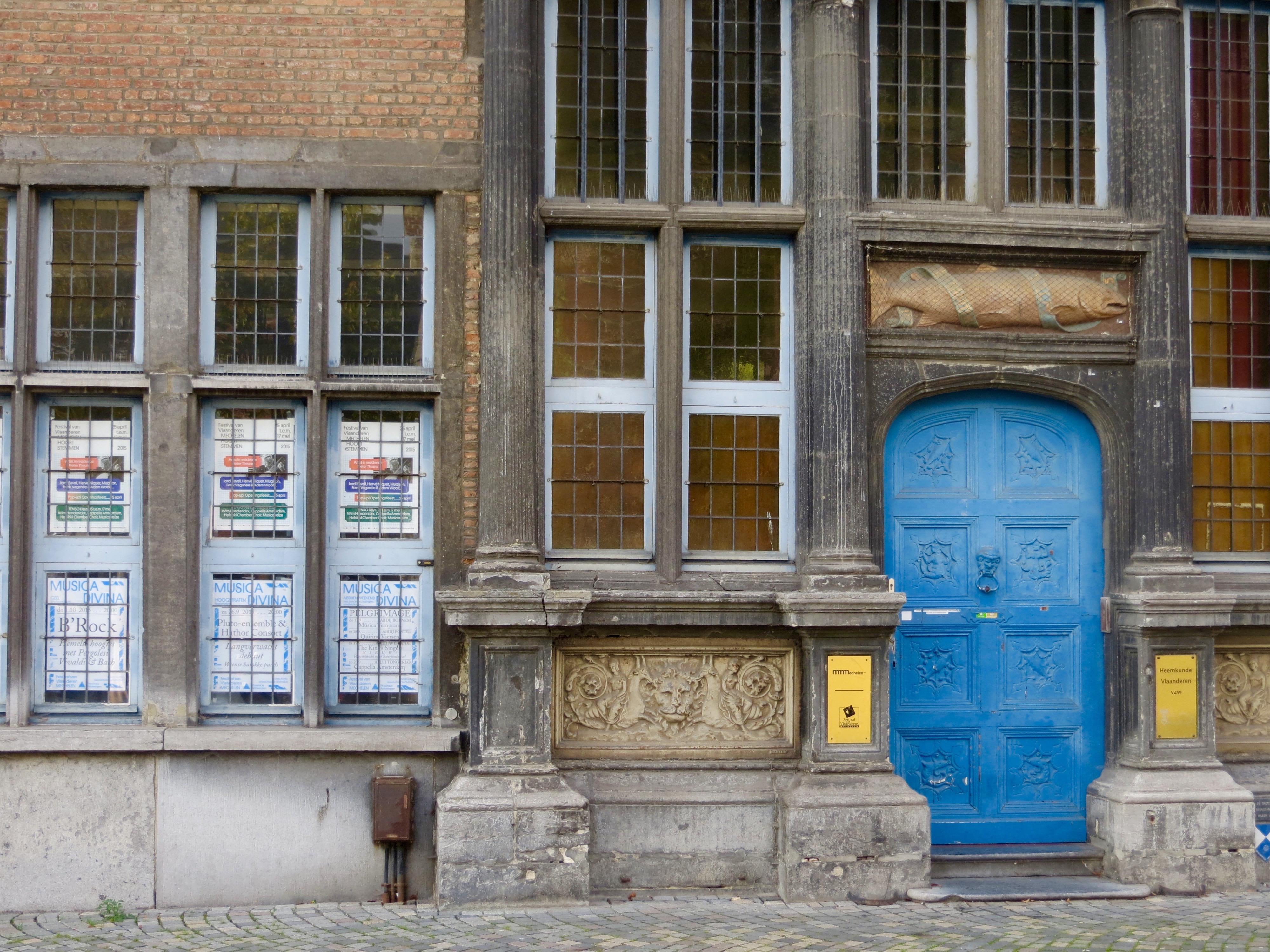 Mechelen ist einfach schön.