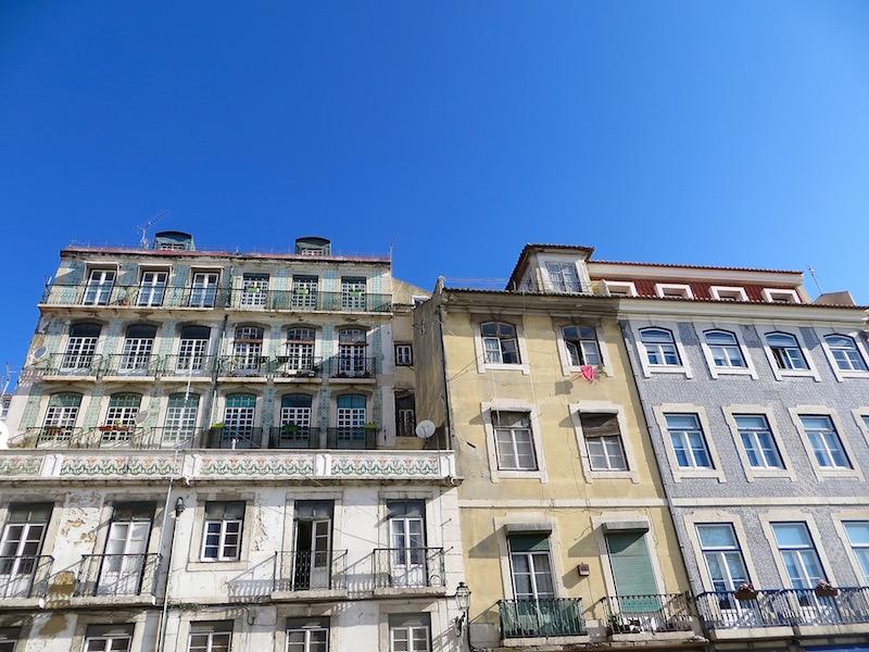 In der Alfama, Lissabons Altstadt.