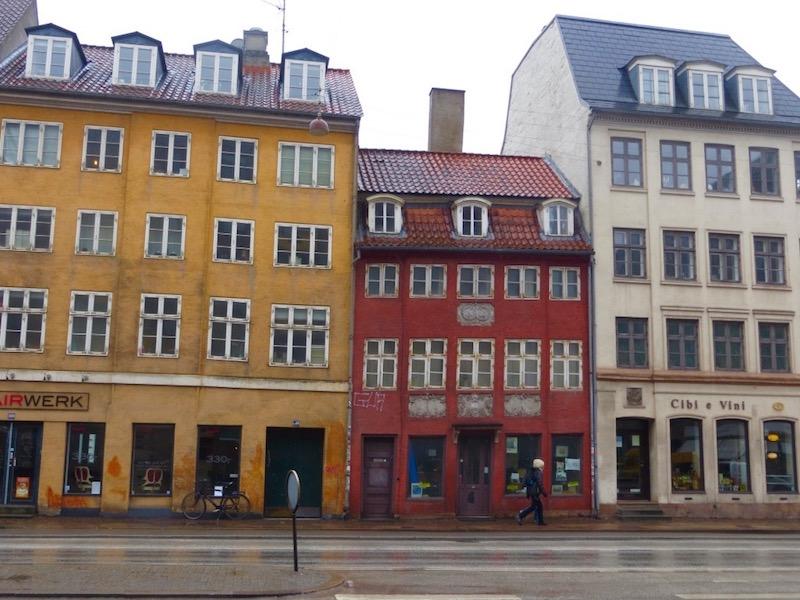 Die Architektur in Kopenhagen erstaunt immer wieder....
