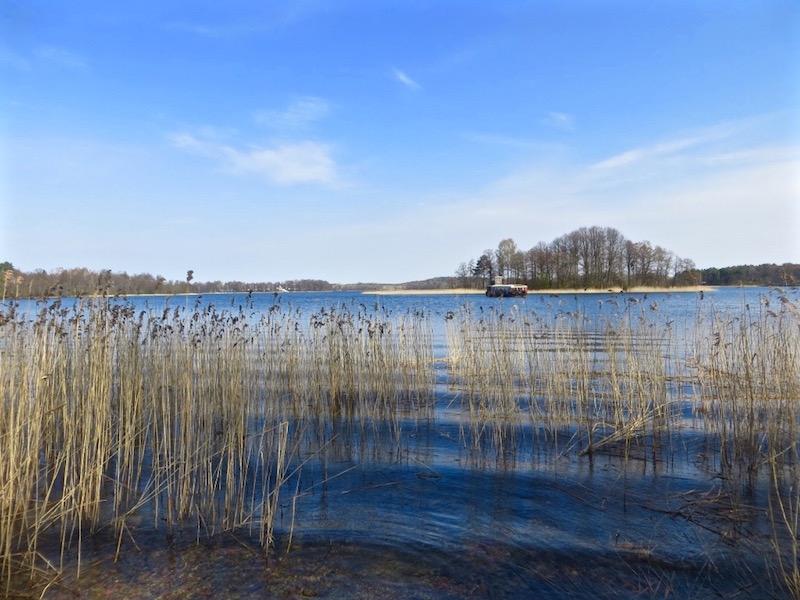 Trakai liegt in malerischer Umgebung.